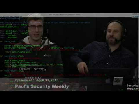 Security Weekly #416 - Python for Pentesters