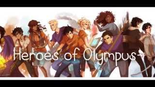 Repeat youtube video Heroes of Olympus- Superheroes