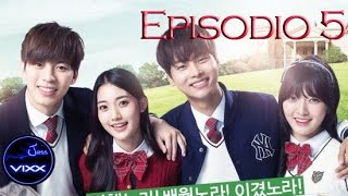 [SUB ESP] What's Up With These Kids? Web Drama EP 5
