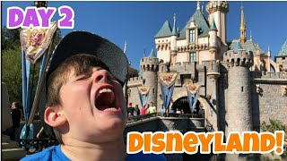 Kid Temper Tantrum Returns To Disneyland Day Two - They Let Le…