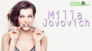 Milla Jovovich | EVERY movie through the years | Total Filmography | 2018