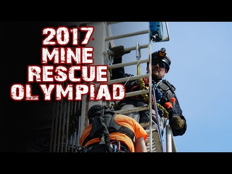 2017 Mine Rescue Olympiad