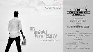 An Untold Love Story VSSUT