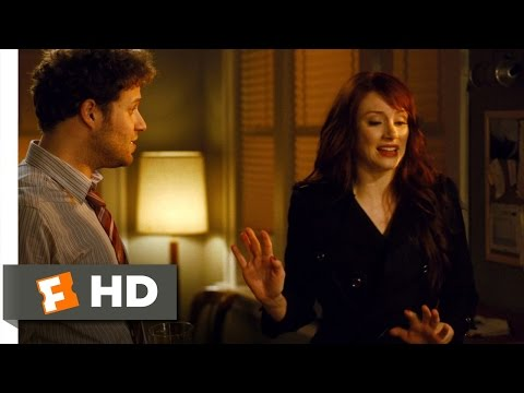 50/50 (5/10) Movie CLIP - You're Disgusting (2011) HD