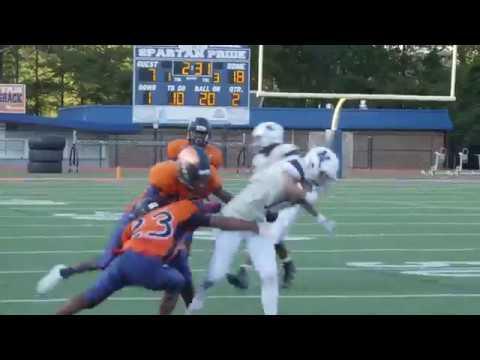 Dante Camp - North Springs High School Football