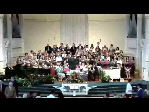 60th Anniversary Wieuca Road Baptist Church Service from July 13, 2014