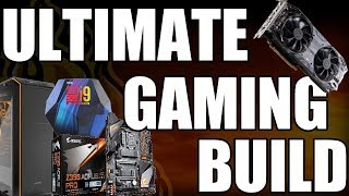 LIVE - $3000 Gaming Computer Build - Part 2 - RTX 2080Ti install and testing