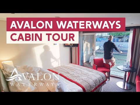 Avalon Waterways Panorama Suite Tour