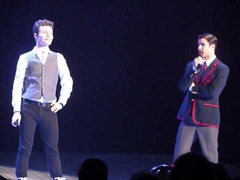 Glee concert 2011.wmv