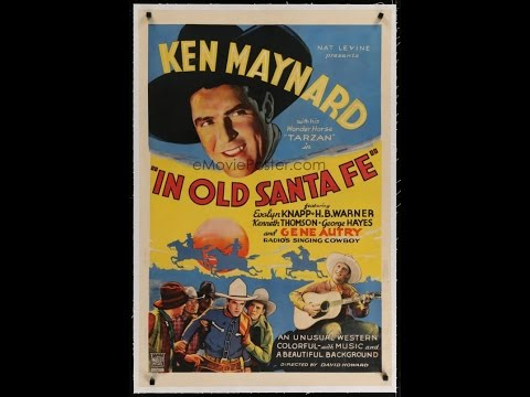 In Old Santa Fe [1934] Dave Howard