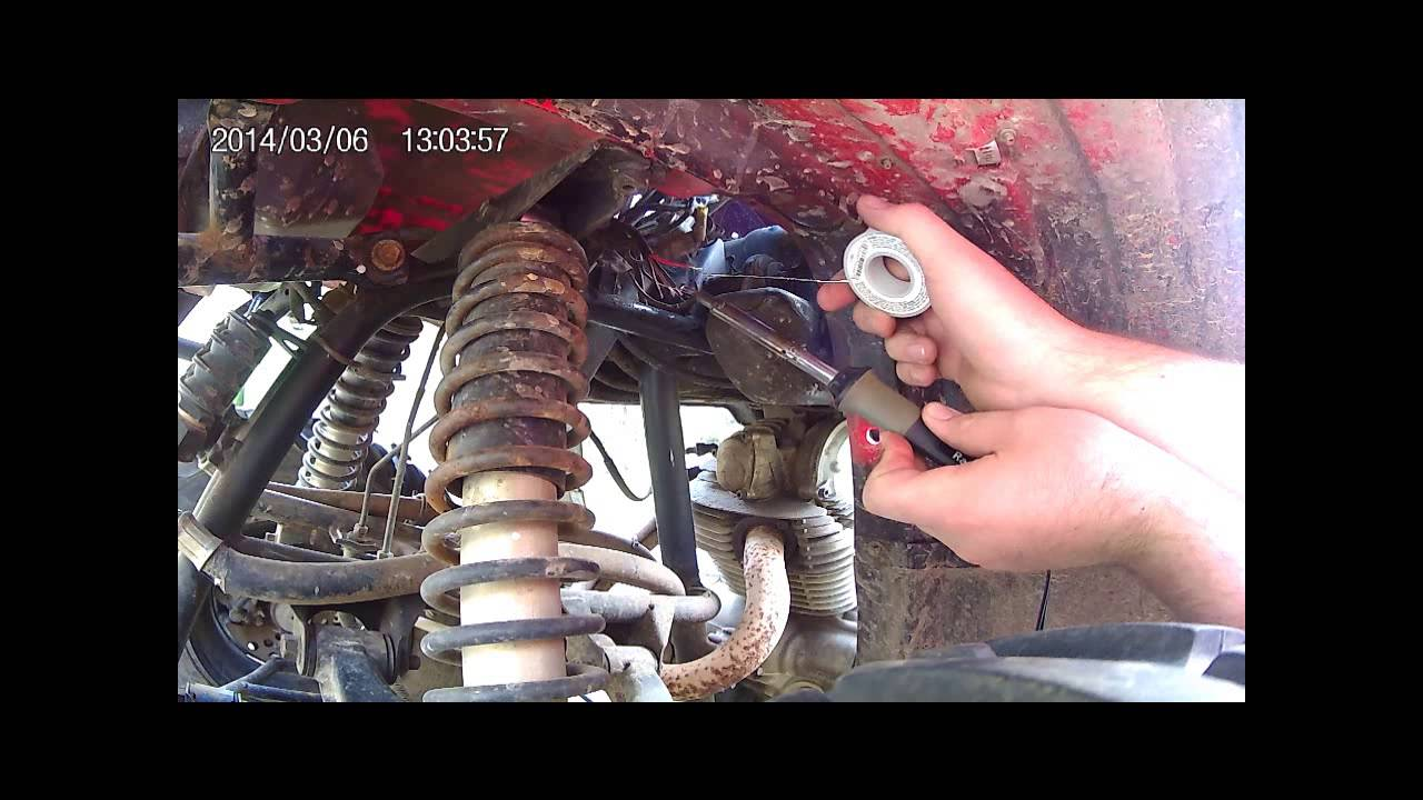 Yamaha Ignition Switch Fix Youtube 1990 Fzr 600 Wiring Diagram