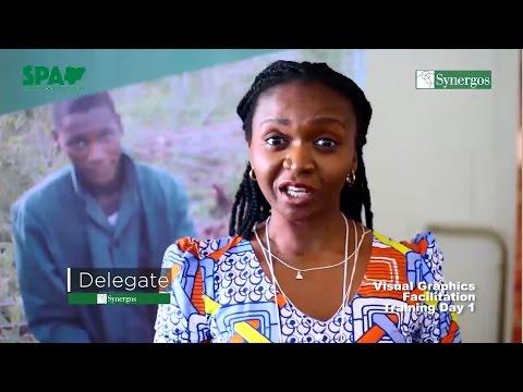 Nigeria SPA - 2016 Visual Facilitation Training - Day 1 Highlights