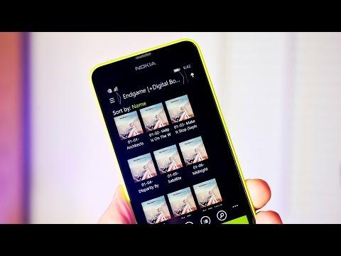 File Explorer On Windows 10 For Phone Hands On