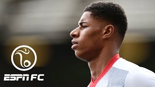 Marcus rashford has no weaknesses in his game | espn fc