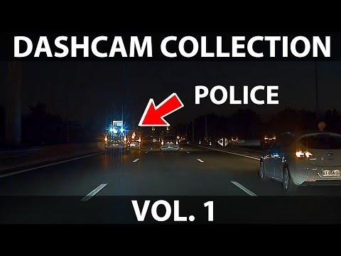 Tesla Dashcam Collection Vol 1