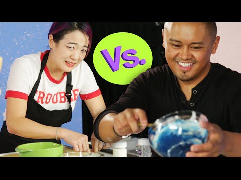 Cake Decorator Vs. Artist: Mini Cakes