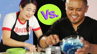 Cake Decorator Vs. Artist: Mini Cakes thumbnail
