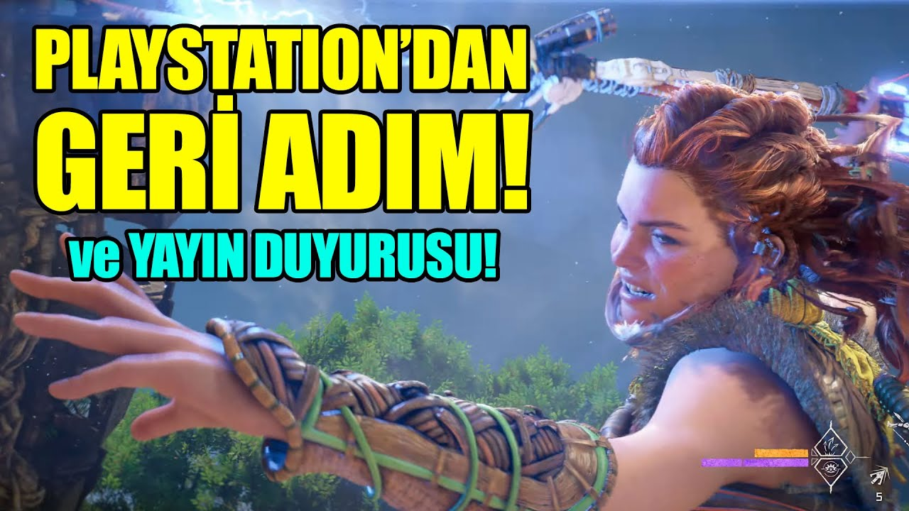 PLAYSTATION'DAN BİR GERİ ADIM ve YENİ NESİL UPGRADE ÜCRETİ!