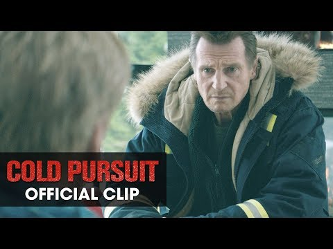 """Cold Pursuit (2019 Movie) Official Clip """"Things We Do"""