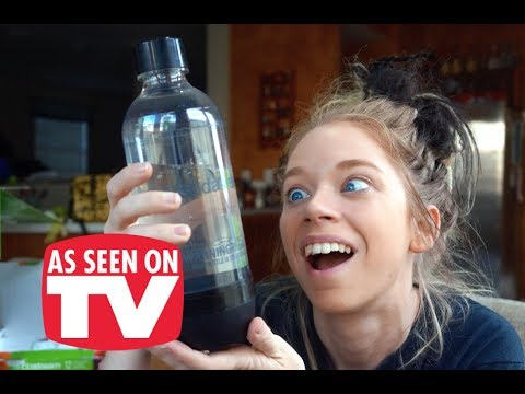 SODASTREAM- DOES THIS THING REALLY WORK?