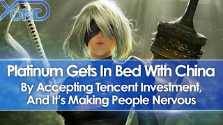 Platinum Games Gets In Bed With China By Accepting Tencent Investment, & It's Making People Nervous