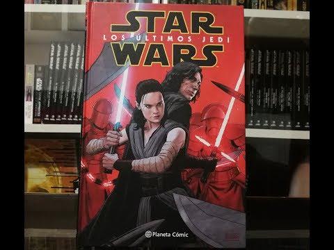 star-wars-los-Últimos-jedi-(tomo-recopilatorio)