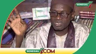 QG - D'une voix tremblante, Moustapha Mbaye craque et fond en larme en chantant le Prophète PSL