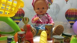 La bebe nenuco va al supermercado / Capítulo 20 de las Aventuras de la Bebe
