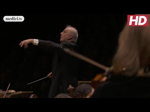 Daniel Barenboim & the Staatskapelle Berlin - Symphony No. 1
