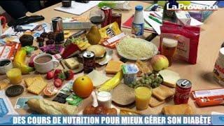 La Minute Santé : des cours de nutrition pour mieux gérer son diabète