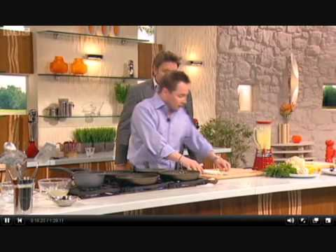 Aggi Sverrisson from Iceland - One of the top chef in Britain today!