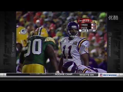 2000 Vikings @ Packers