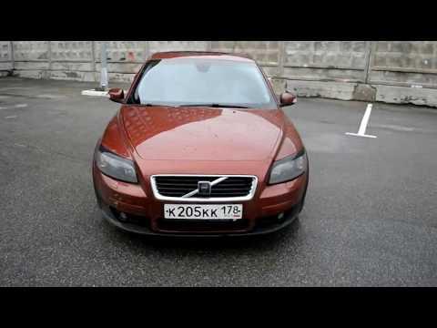Тест-драйв от Таджика.Вольво с30/Volvo C30.Лучшая машина на котором я ездил.АВАРИЯ!