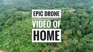 Epic Drone Video of WAYANAD