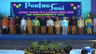 SDN MKK 5 TEGAL Angk.2010/2011. song: Indonesia Jaya & Terima Kasih Guruku