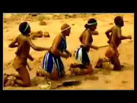 Botswana  Culture Spears  Mmadikokwana  YouTube