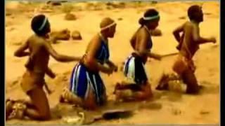 Botswana - Culture Spears - Mmadikokwana