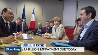 How Will Greece's Default to the IMF Impact Europe?