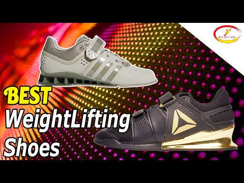 Best WeightLifting Shoes (Review) In 2020