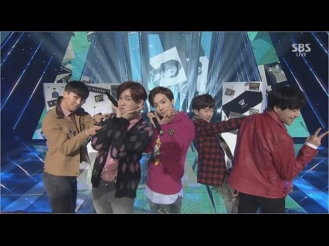WINNER - '끼부리지마(Don't Flirt)' 1005 SBS Inkigayo