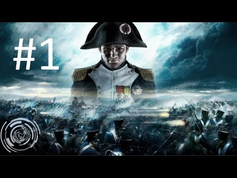 ★ Total War - Napoleon - Walkthrough Part 1 - Get it Going by PIAV HD