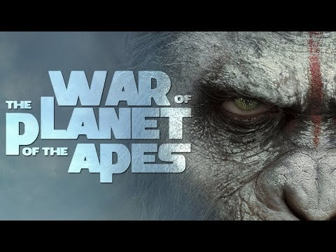 War for the Planet of the Apes 2017 Official Bloopers & Deleted Scenes Reel ✅