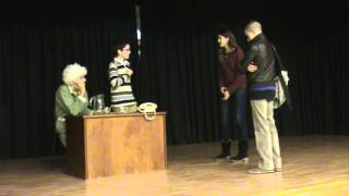 DRAMA 4t ESO A THE HUMAN HEART - V