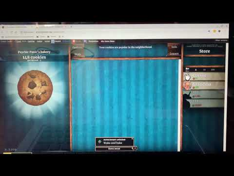 How To Hack Cookie Clicker On The Chromebook