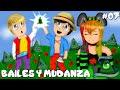 MUDANZA Y NUEVOS BAILES - LOS ILUMINADOS #07 SERIE DE MODS - Con Nia y Pancri