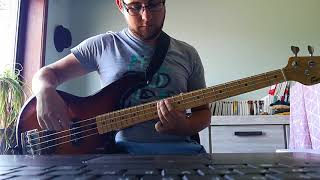 Sum 41 - in too deep bass cover with tabs Mp3