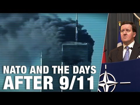 NATO and the days after 9/11