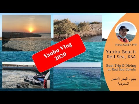 Yanbu Beach Red Sea Saudi Arabia 2020 Vlog | Red Sea Yanbu City