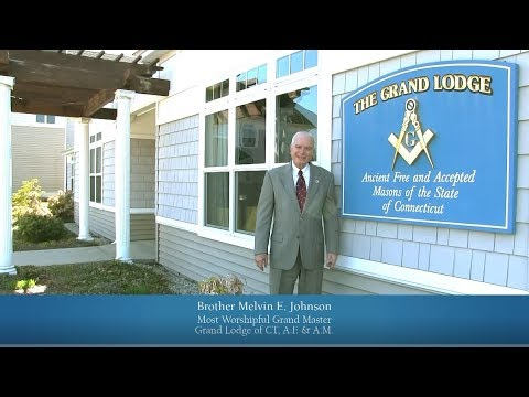 The Grand Lodge of Connecticut A F  & A M  – Making a