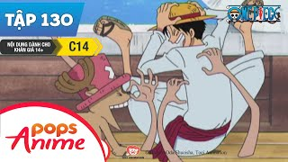 One Piece Tập 130 - Đề Phòng Mùi Hương Của Cô Ấy - Người Thứ 7: Nico Robin - Hoạt Hình Tiếng Việt